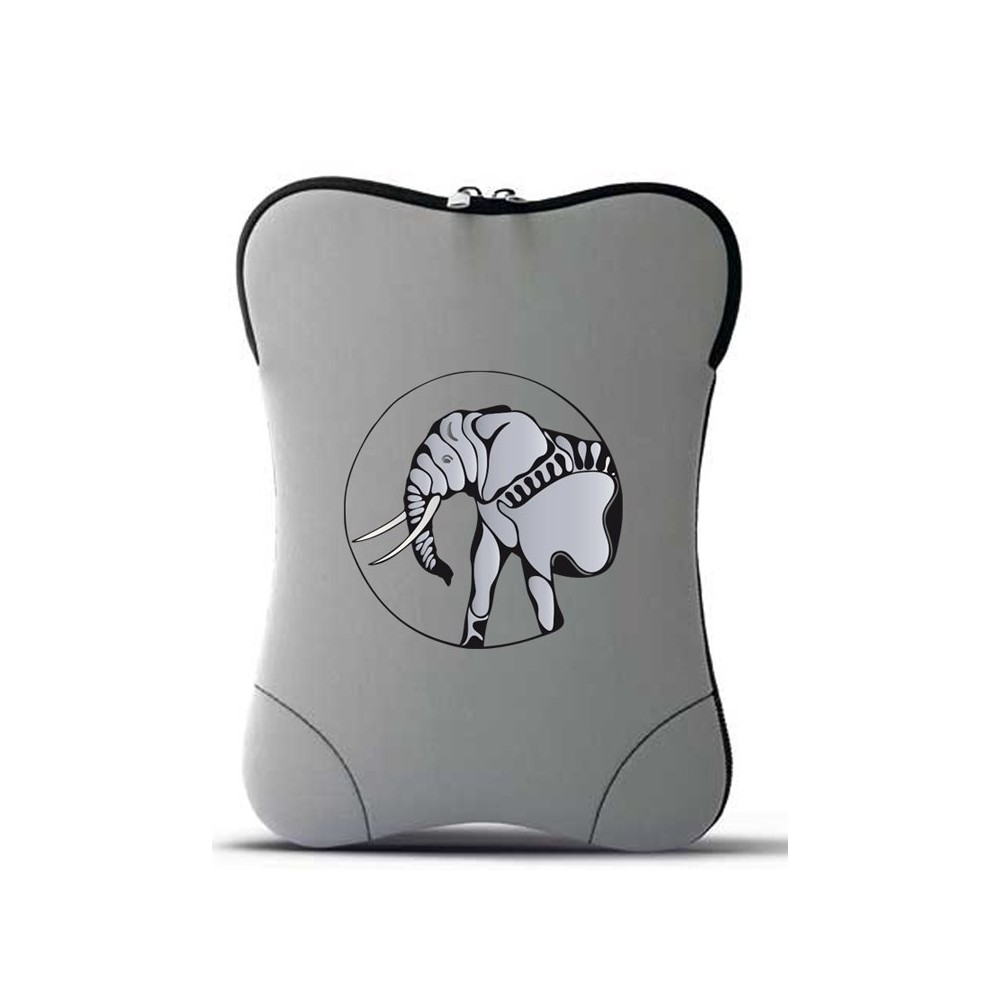 bags iPad soft case - elefant