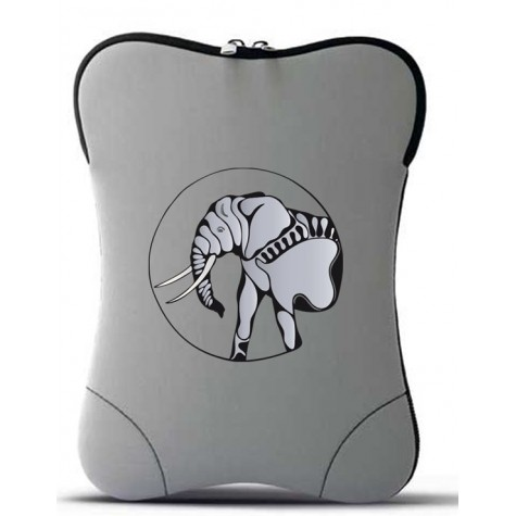 iPad soft case - elefant