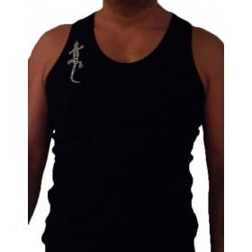 Herren Boxer-Shirt mit Gecko