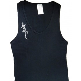 T-Shirts short sleeves Men's t-shirt with gecko