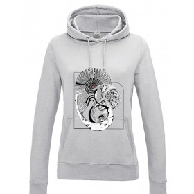NEW!!! Lady sweatshirt - patternworld