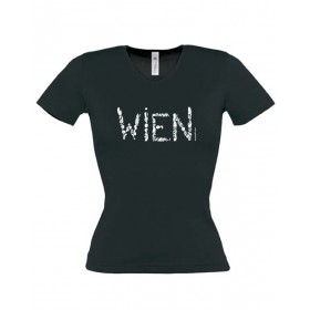 Themes of Austria Lady's T-Shirt Vienna in 3 colours