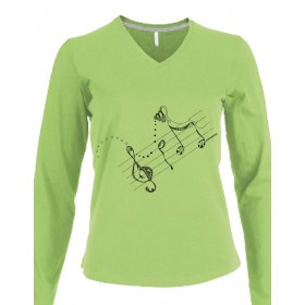 Lady Long sleeve - extralong!- melodie