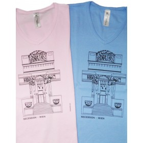 "Lady's T-Shirt with ""Secession"" ...in various colours"