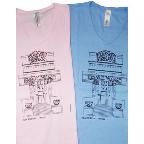 Damen T-Shirt Secession ...in mehreren Farben