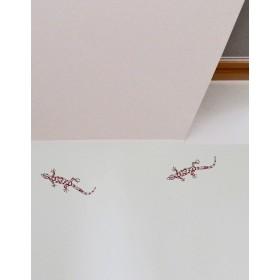 Accessoires & Geschenke Wandsticker Gecko blau