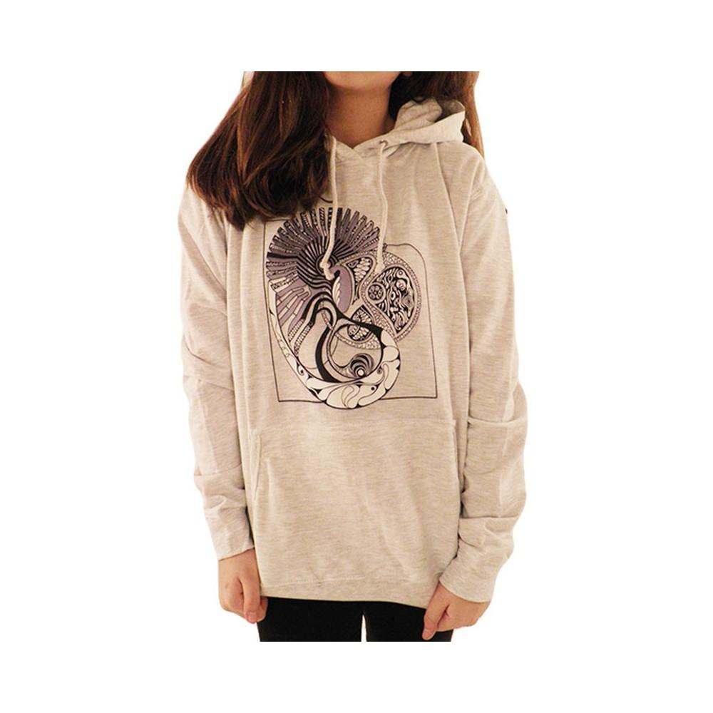 T-Shirts & Sweatshirts Sweatshirt mit Design