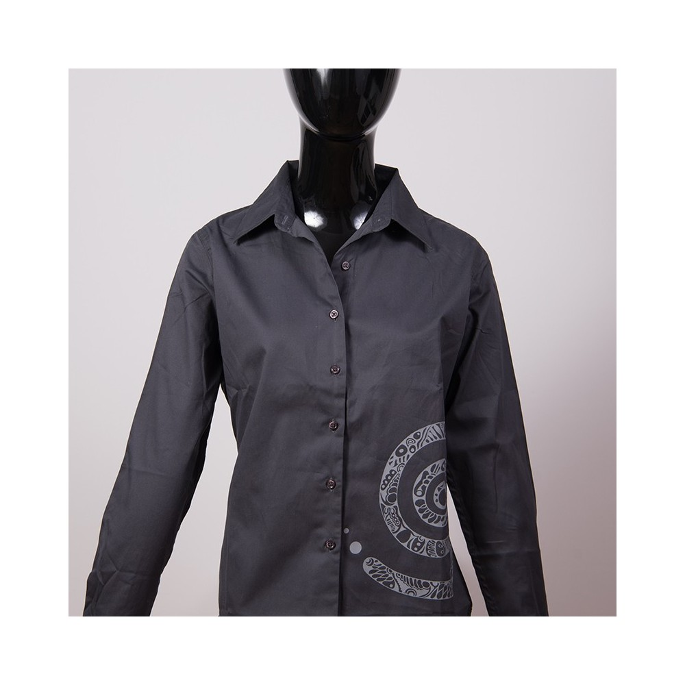 t-shirts & sweatshirts Women's blouse with spiral