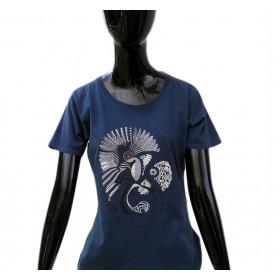 Einzelstück Damen T-Shirt in L
