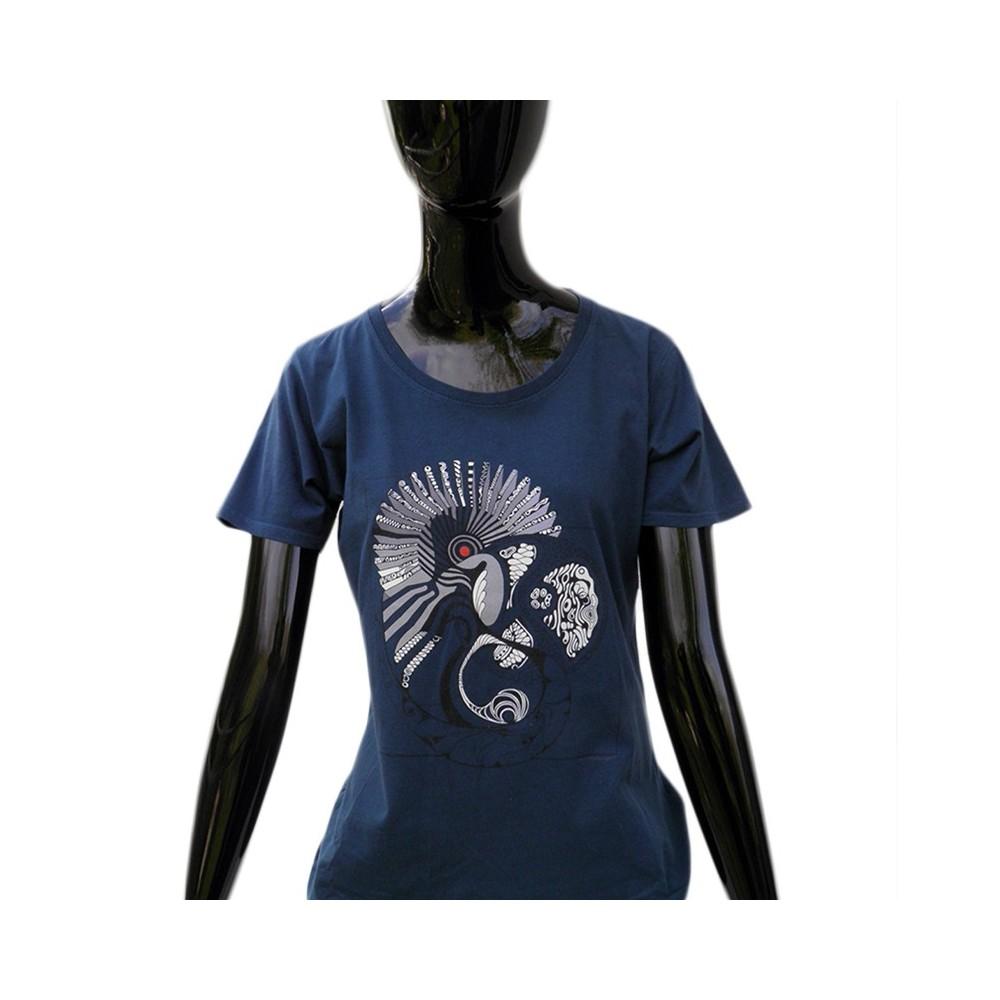 Damen Einzelstück Damen T-Shirt in L