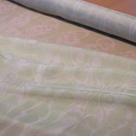 fabric Fabric Seide FEIN light green