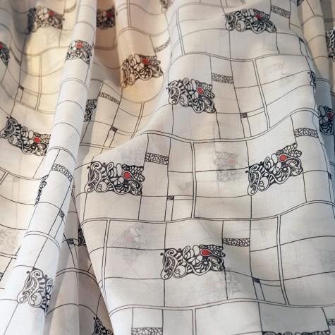 Fabric Popelin POPLEICHT