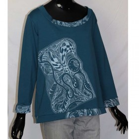 women Organic Crazy - Sweater XXXL
