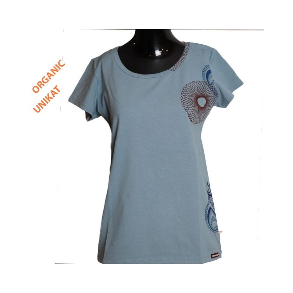 women T-Shirt L - Bio UNIQUE