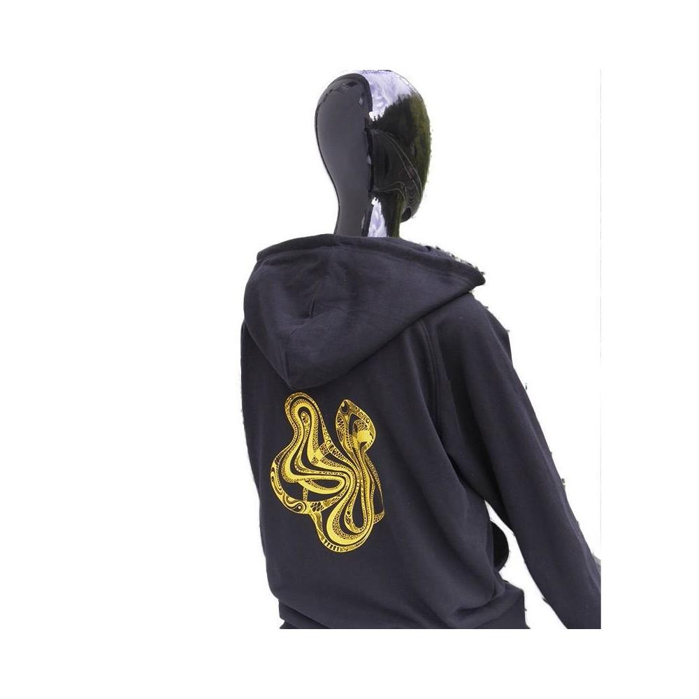 stoffdesign-geschenke-sweaterjacke-schwarz