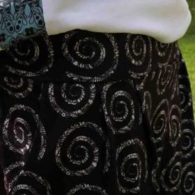 women Trousers Jersey KLASSIK -Size 36