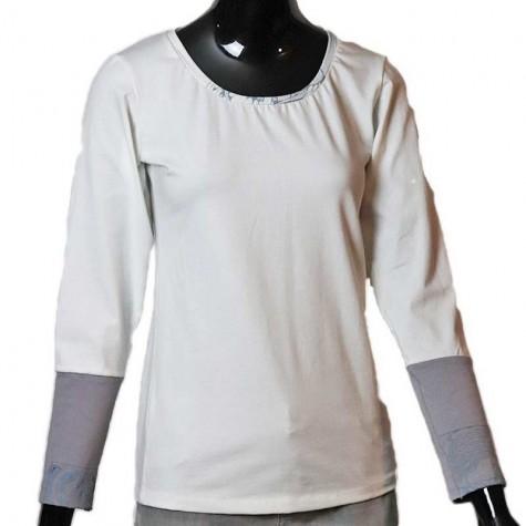 Bio Langarm-Shirt S