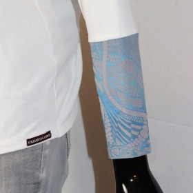 Organic|fashionable|longsleeve|t-shirt| M