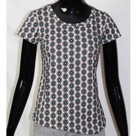 T-Shirt - PATTERN DESIGN