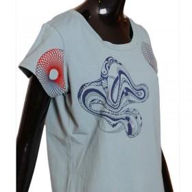 ART T-Shirt XL organic UNIQUE
