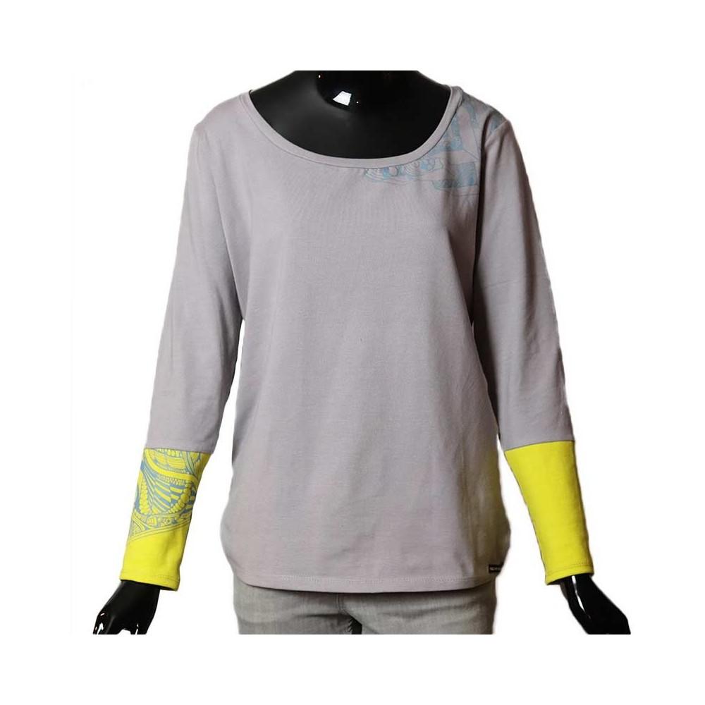 Langarm-Shirt Unikat XL
