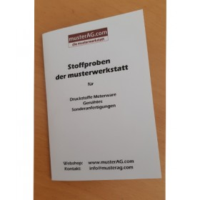 Stoffmuster