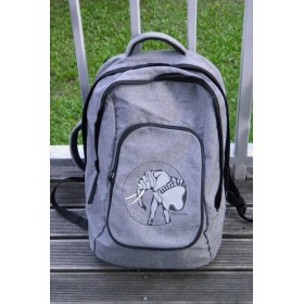Laptop- bagpack - elefant