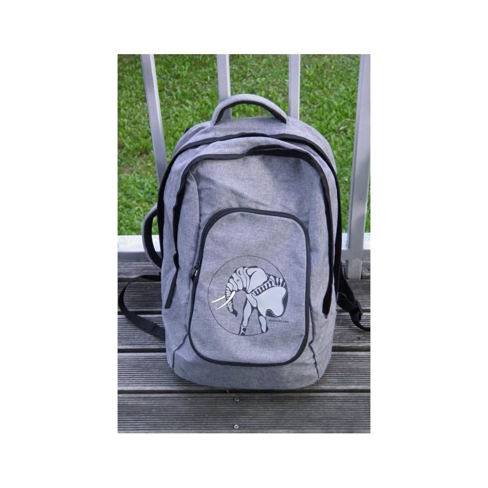 Taschen NEU! Laptop-Rucksack - Elefant