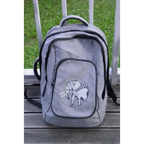 NEW! laptop- bagpack - elefant