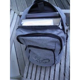 Taschen Laptop-Rucksack - Elefant