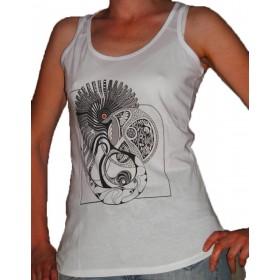 "women Lady's t-shirt ""patternworld"" in nice colours"