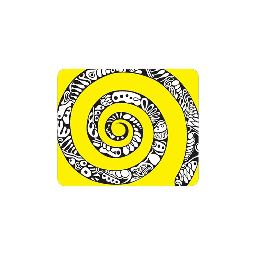 accessory & presents mousepad with spiral