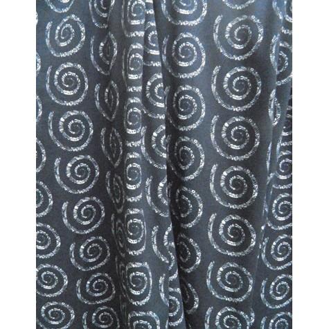 Jersey drapery light - spiral
