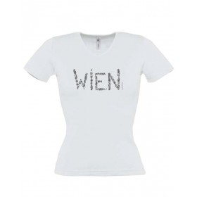 "Themes of Austria Lady's t-shirt ""Vienna"""