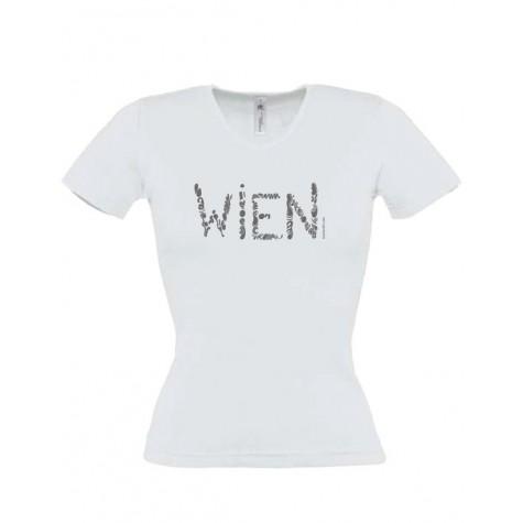 """Damen T-Shirt """"Wien"""""""