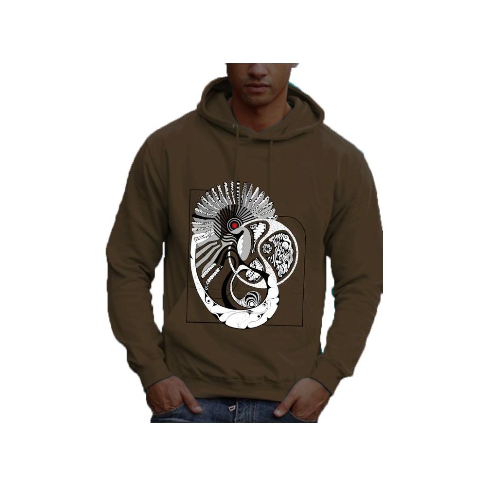 """men Men's sweatshirt """"patternworld"""""""