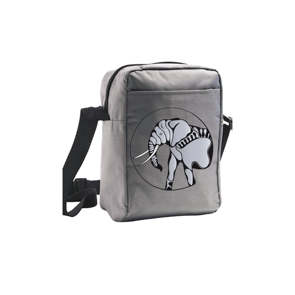 Taschen Reisetasche mit Elefant Motiv