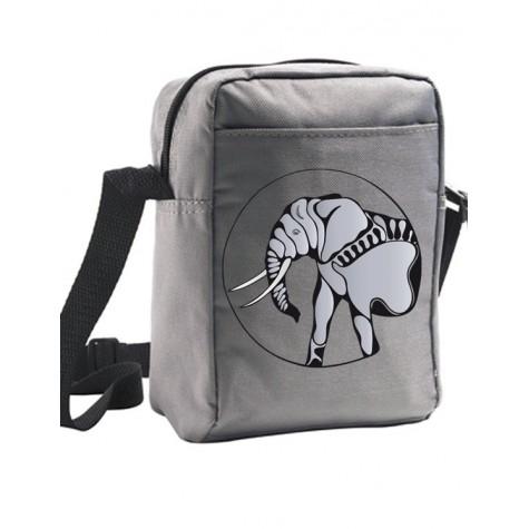 Travel bag with elefant Motif