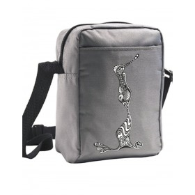 bags Travel Bag with illustration