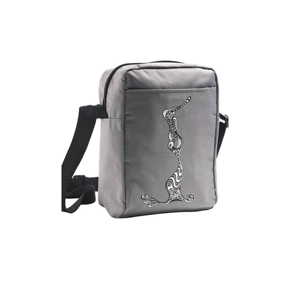 Taschen Kleine Tasche mit Illustration