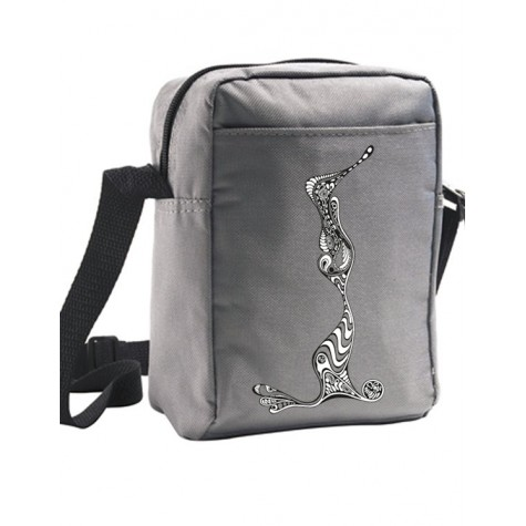 NEW! travel bag - illustration vertical