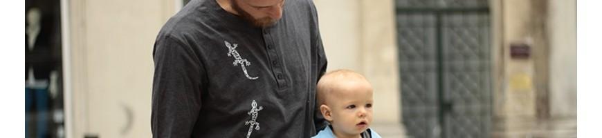 Langarm T-Shirts für Männer, die das Besondere lieben. Unikate!